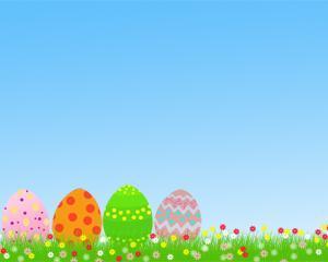 Huevos de Pascua Powerpoint