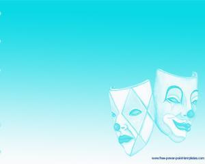 Teatro Plantilla PPT PPT Template