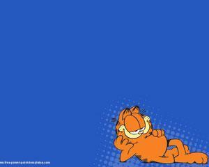 Garfield Plantilla PowerPoint Gratis PPT Template