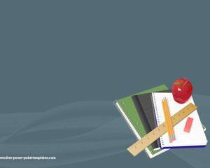 Plantilla PowerPoint Escolares PPT Template