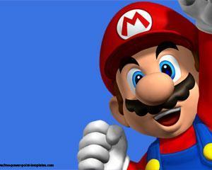 Mario Bros Plantilla Powerpoint