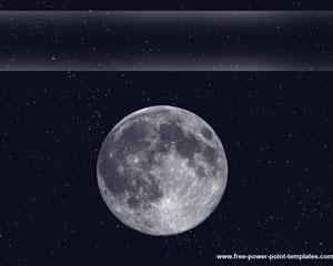 Luna Plantilla Powerpoint