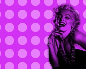 Marilyn Monroe Powerpoint template