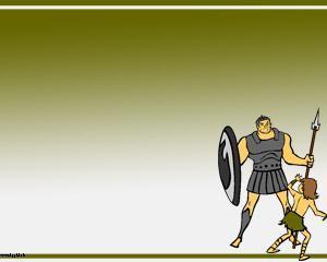 David y Goliath Powerpoint