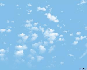 Nubes Plantilla PPT PPT Template