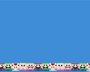 Mario Bros Game Powerpoint Template