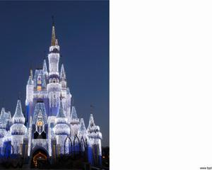 castillo de disney powerpoint plantillas powerpoint gratis. Black Bedroom Furniture Sets. Home Design Ideas