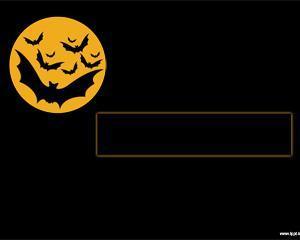 Halloween Plantilla PowerPoint Gratis PPT Template