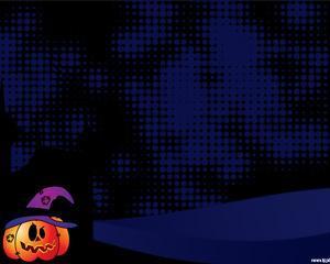 Calabaza de Halloween PPT Gratis para PowerPoint PPT Template