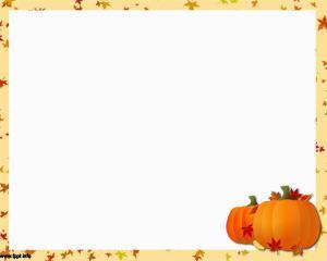 Plantilla para Acción de Gracias PPT Template