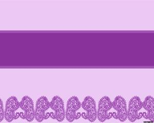 Plantilla PowerPoint Violeta PPT Template